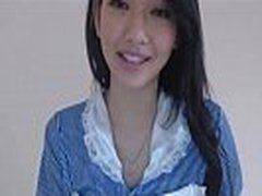 pretty asian on webcam - more on freakygirlscams.com