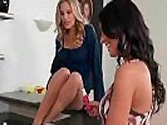Lesbians Milfs Brianna Ray &amp J Love In Sex Tape Make Amazing Sex movie-10