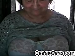 Dirty Retirement Home Granny on Cam - crankcams.com