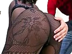 Round and Brown Sexy Nubian Babe Get Her Black Juicy Pussy Banged Hard 21