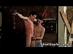 Emo bondage gay porn movies Big dicked fellow Jake is prepped and