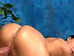 Cheerful ending massage porn