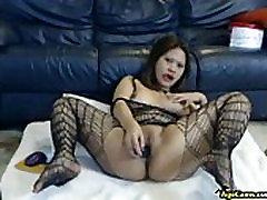 WebcamHot Asian Girl Dildoing Pussy Porn