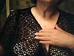 Granny with saggy tits on cam - See More ExxCams.com