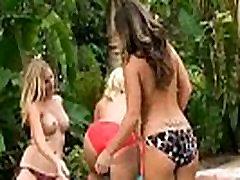 Lots Of Licks Between Mature Lesbians Brianna Ray &amp Kristen Cameron &amp Dee Siren movie-14