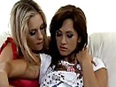 Couch Climaxes - by Sapphic Erotica lesbian sex with Jess Tess