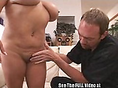 Gigantic tits slutwife Susie learns to fuck strangers