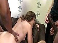 Cuckold Session - Interracial Nasty Hard Fucking Tube Free Video 28