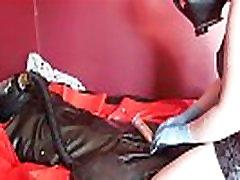 darksidefetish rubber slave multicam