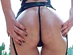 Big Butt Girl valentina nappi Get Oiled All Over And Anal Nailed video-29