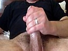 Str8 Married Hairy Daddy Shows Big Dick, Moans &amp Cums On Cam - www.thegay.webcam