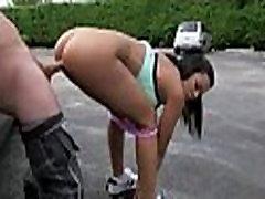 outdoor sex teen on wheels