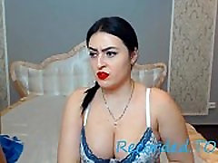 ElmaAndCesar fresh lover turns into a sex lesbian pussy