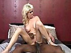 Beautiful girl fucked hard by big black dick 27