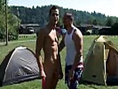 Sexy thick black gay strippers and porn Camp-Site Anal Fucking