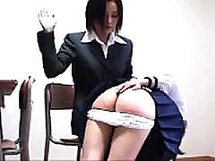 041 Sailor Girl&039s Detention part 1 of 2 - Spanking