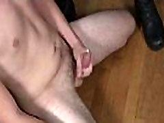 Black Gay Dude fucks whithe twink 18