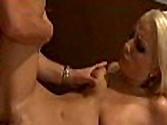 Great blow from sexy bitch