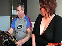 Threesome: Free Amateur &amp BBW Porn Video fe step dad master