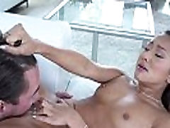 Asian pornstars snatch tasted