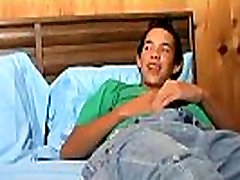 Young twink emo gay video Kelan Carr Gets Cummed All Over