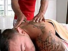Homo porno massage