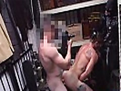Teen twink boy gay sex reality Dungeon sir with a gimp
