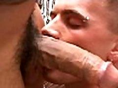 Gays stimulate their schlongs