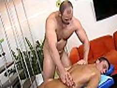 Undressed homo massage videos