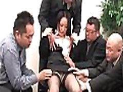 Asian slut doing oral sex and gets jizzload
