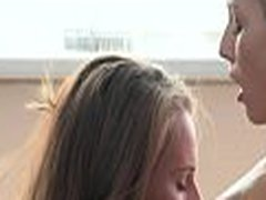 Hot lesbian movie scene