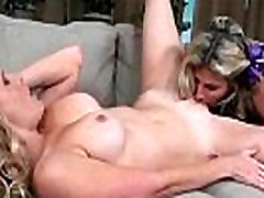 Mature Lesbians Play In Nice Hot Sex Tape video-26