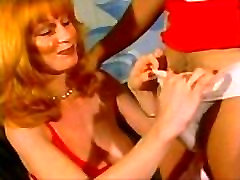 Kathy Harcourt, Don Fernando, Jesse Adams in vintage sex clip