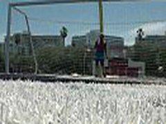 Latina Girl Get Hard Banged In Front Of Camera clip-09
