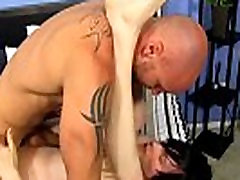 Cute gay tube porns The twink embarks to fumble with his pecker in