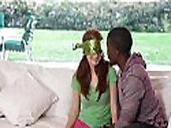 Big Black Cock for Tiny Teen Pussy 086