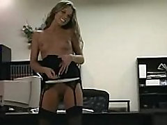 wife Amazing blonde secretary strips and plays with a dildo at her desk - MUST SEE !! TODAY2CAMS.TK