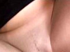 Teen fuck in Public sex show