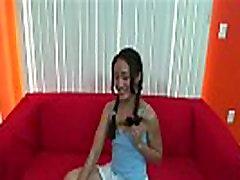 Би-би-си разводить молодая Азиатская шлюха - Сири Тальяна