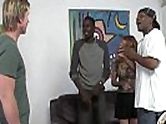 Redhead wife meets black men for hard sex