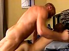 Amazing gay scene The sexy hunk is happy to make an offer, which the