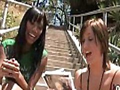 Hot Ebony Gangbang Fun Interracial 6