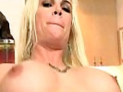 Horny big-tit MILF Rayveness fucks her young dude