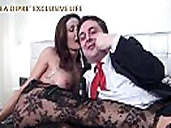 Nikita naked in bed with Andrea Dipr&egrave