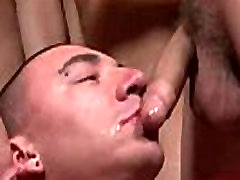 Bukkake Boys - Gay guys get covered in loads of hot cum 25