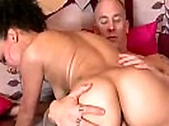 Amazing Black Round Ass Babe Fucked Hard