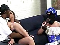 Cuckold Sessions Fetish - Monster black cock in xxx action 07