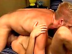 Hot gay scene The stunning hunk is glad to make an offer, which the