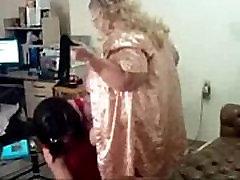 shela gets spanked