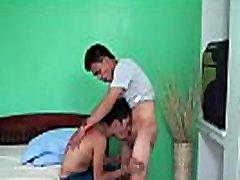 Amateur asian twinks bedroom blowjob